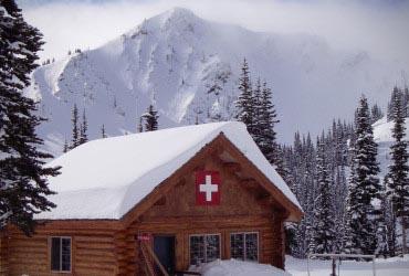 Crystal Mountain Ski Tour