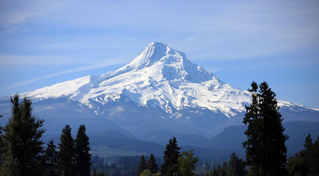 Columbia Gorge and Mt Hood Tours